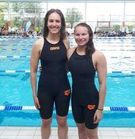 DM-Medaillen für Masters-Trio der Schwimmfreunde Unna