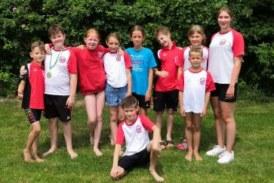 Wasserfreunde schwimmen Bestzeiten in Soest