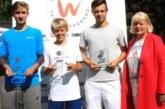 59. Westfälische Tennis-Meisterschaften der Juniorinnen und Junioren 2018: Gleich vier Spieler haben in Arnsberg doppelt abgeräumt.