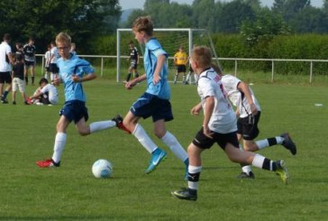 JSG Hellweg Unna hat 63 Teams im Turnier