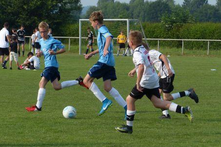JSG Hellweg Unna hat 63 Teams im Turnier