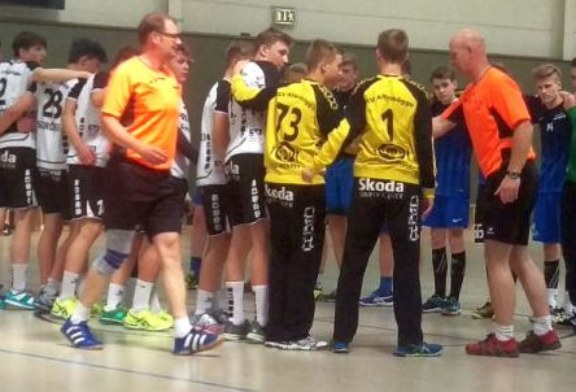 Jugendhandball: Ergebnisse Qualifikationsspiele – Pokal-Endrunde
