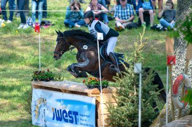 Anna Schulte-Filthaut startet bei der Europameisterschaft in England