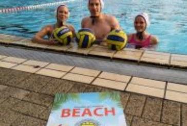 SVK lädt zum Beachwasserballturnier am Ende der Sommerferien ein