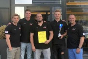 Dart Club Holzwickede schafft Durchmarsch in 1. Dortmunder Stadtliga