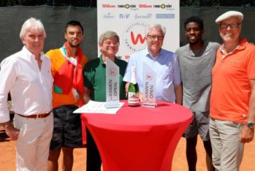 3. Kamen Open: Dimitar Kuzmanov Nordrhein-Westfälischer Tennismeister 2018