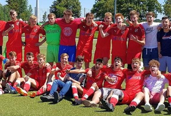 FC Overberge und Holzwickeder SC schaffen in der Aufstiegsrunde den Sprung in die Bezirksliga