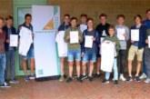 PGU bildet 15 neue DFB Junior-Coaches aus