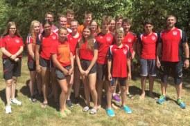 Ann-Kathrin Teeke und Piet Weppler holen drei Goldmedaillen in Lünen