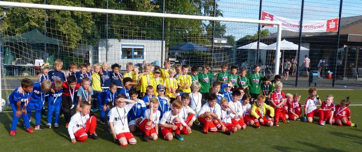 44 Jugendmannschaften beim CSP/alpas-Cup des VfL Kamen