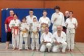Jiu Jitsuka des JCH absolvieren SV Prüfung vor den Sommerferien