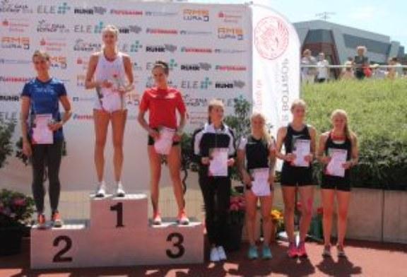 Ann-Katrin Stiepelmann mit persönlichen Bestleistungen
