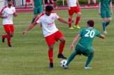 Fußball-Testspiele: Kein Sieger im Nordbergstadion