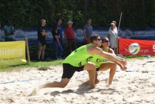 Beachvolleyball: Sommer, Sonne, Strandfeeling – Westdeutsche Kronen Mixed Meisterschaften auch 2018 in Holzwickede