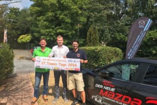 "27. p&a-Tennis Tage beim TC Kamen Methler ""quasi ausverkauft"""