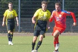 Fußball-Landesliga: Schwarz-Gelb jubelt – SSV frustriert