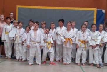 Kreisturnier der U13 und U10 in Holzwickede ein voller Erfolg
