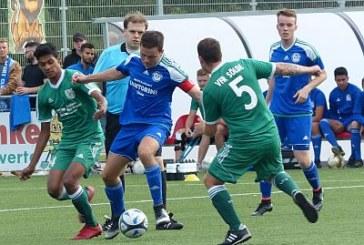 HSC II gelingt der Meisterschaftsstart in Sölde