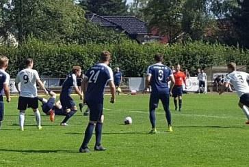Fußball-Kreisliga A1: TuRa und RWU II Remis – Fehlstart der SpVg Bönen