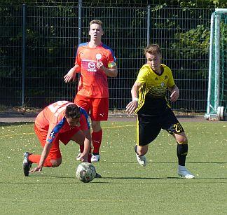 Kaiserauer Heimnimbus hat auch weiter in der Landesliga Bestand
