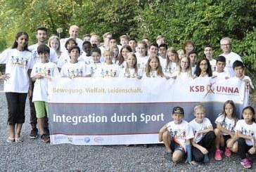 Sommercamp 2018 – KSB Unna setzt sich erneut für Integration ein