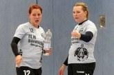 Handball-Testspiele der heimischen Oberliga-Damen