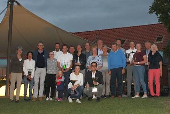 Clubmeisterschaften im Golf Club Unna-Fröndenberg verlangen erstklassige Leistungen über mehrere Runden