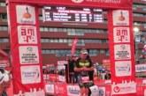 Markus Deuse vom Hartman-Triathlon-Team des TVG Kaiserau finisht erneut Langdistanz