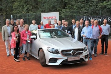 6. Mercedes-Benz Cup: Gastgeber GW Unna stellt mit Bastian Brömmelhaus wieder einen Sieger im Hauptfeld