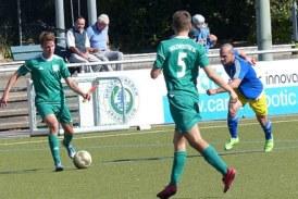 HSC II mit Offensivfußball zum 4:0-Heimsieg