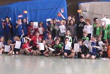 Alle teilnehmenden Mannschaften Sieger bei der Mini-WM