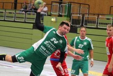 Handball-Kreisliga: Nur noch RSV Altenbögge II ohne Minuspunkt – Spiel gegen TuS Kamen ausgefallen