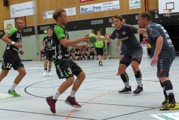 Zwei Aufsteiger bleiben in der Handball-Bezirksliga vorne – Oberaden II Sieger im Bergkamener Stadtduell