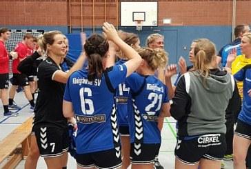 Erfolgreicher Saisoneinstand für die KSV-Damen in Verl