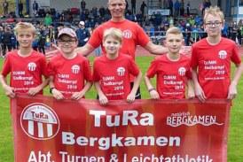 TuRa-Leichtathleten erfolgreich bei den Westfälischen Meisterschaften