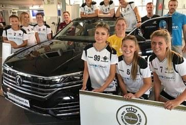 """Frauen-Oberligisten Samstag """"auf Reisen"""""""