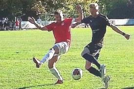 Fußball-Kreisliga A1: Jocker-Tor von Guido Silberbach bedeutet 1:0-Sieg für RW Unna II in Bönen