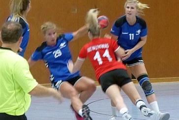 Schwere Auswärtsaufgaben für die heimischen Frauen-Oberligisten