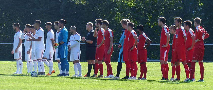 Fußball-Bezirksliga: Nachlese zum 8. Spieltag