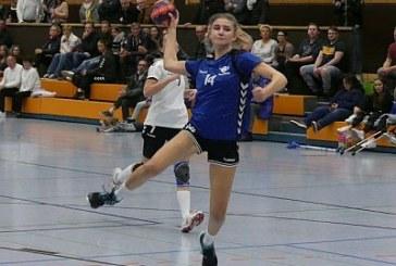 KSV-Damen feiern Handballfest in der Kreissporthalle – Spitzenreiter