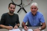 Nicolas Erlemann neuer Athletiktrainer beim WTV