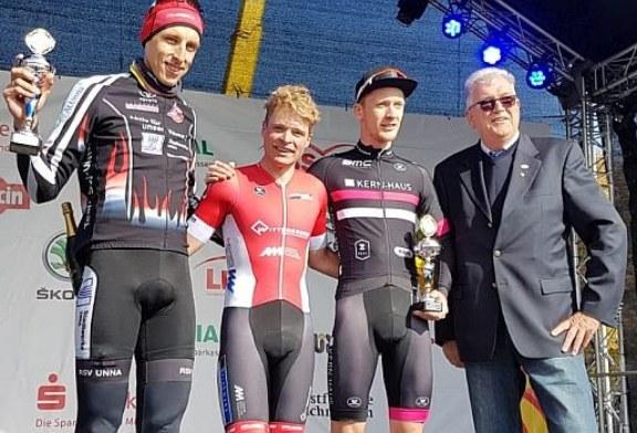 Nachwuchs aus dem Rad-Team Stadtwerke Unna setzt wieder Akzente