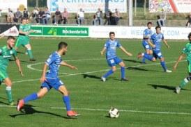 Glücklicher geht's nimmer: HSC holt 1:1 gegen Westfalia Herne