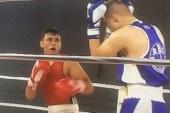 PSV-Boxer Khaliullah Mohammadi siegt im ersten Wertungskampf