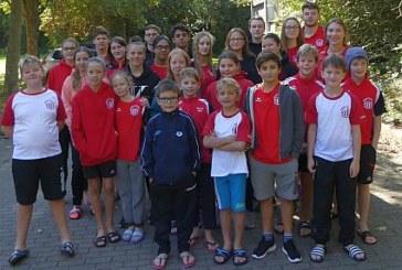 40 Kreismeistertitel für Wasserfreunde in Unna