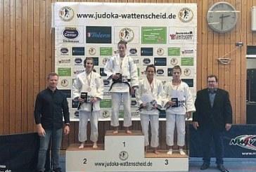 TuS-Judoka Melanie Klein erkämpft Westdeutschen Vizemeistetitel