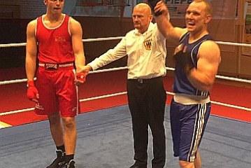 PSV-Boxer Artur Ossowski feiert nach 10 Jahren ein erfolgreiches Comeback