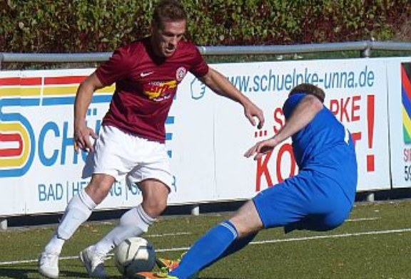 Fußball-Kreisliga A: Kamener SC muss die Tabellenführung an den TSC Kamen abgeben