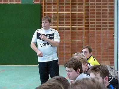 Handball-Kreisliga: SGH II schickt TuS Kamen in untere Tabellenregion