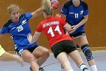 Frauen-Oberliga: Heimspiele für die HCT- und KSV-Damen